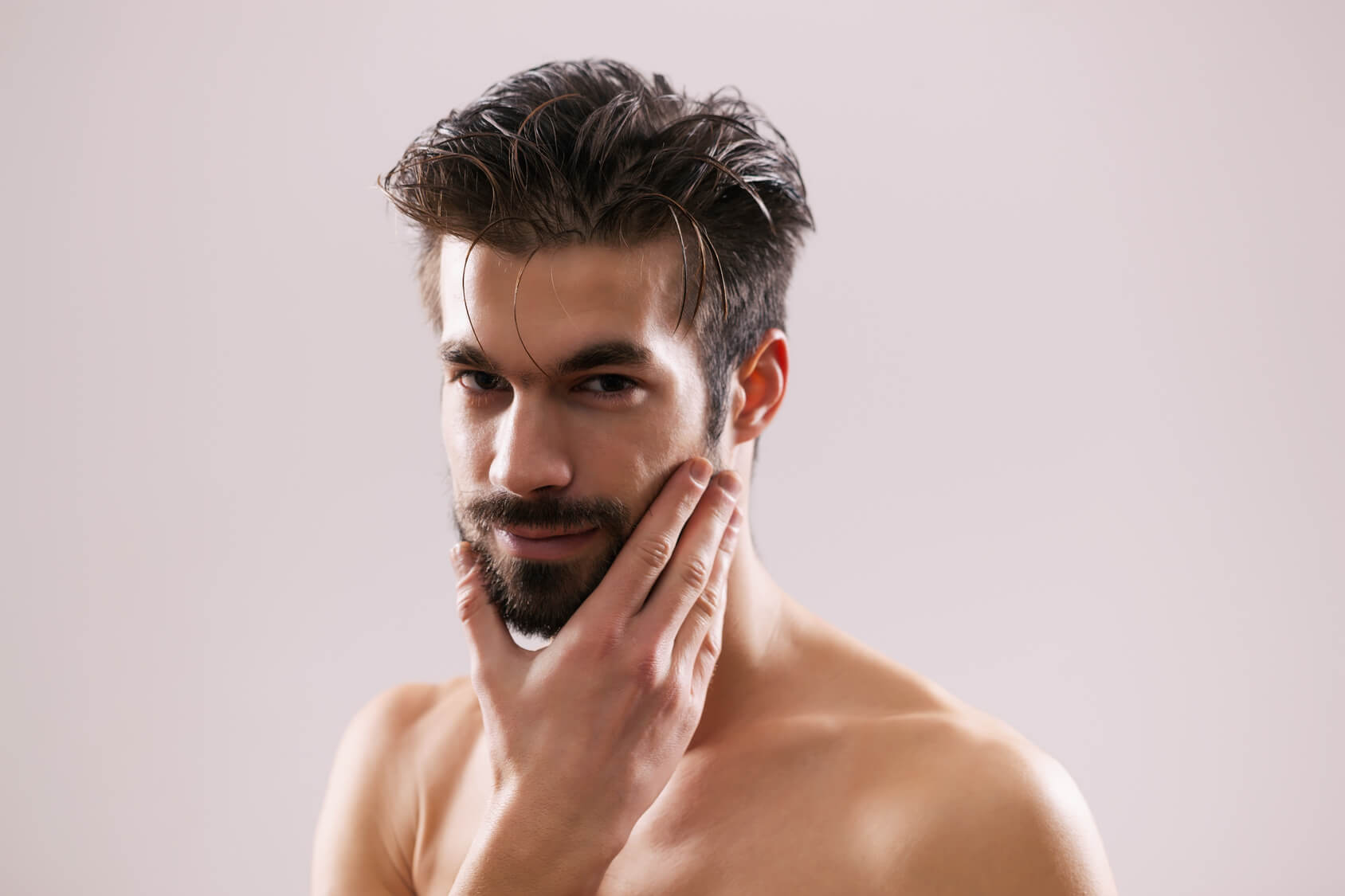 Depilacja twarzy - laser Vectus